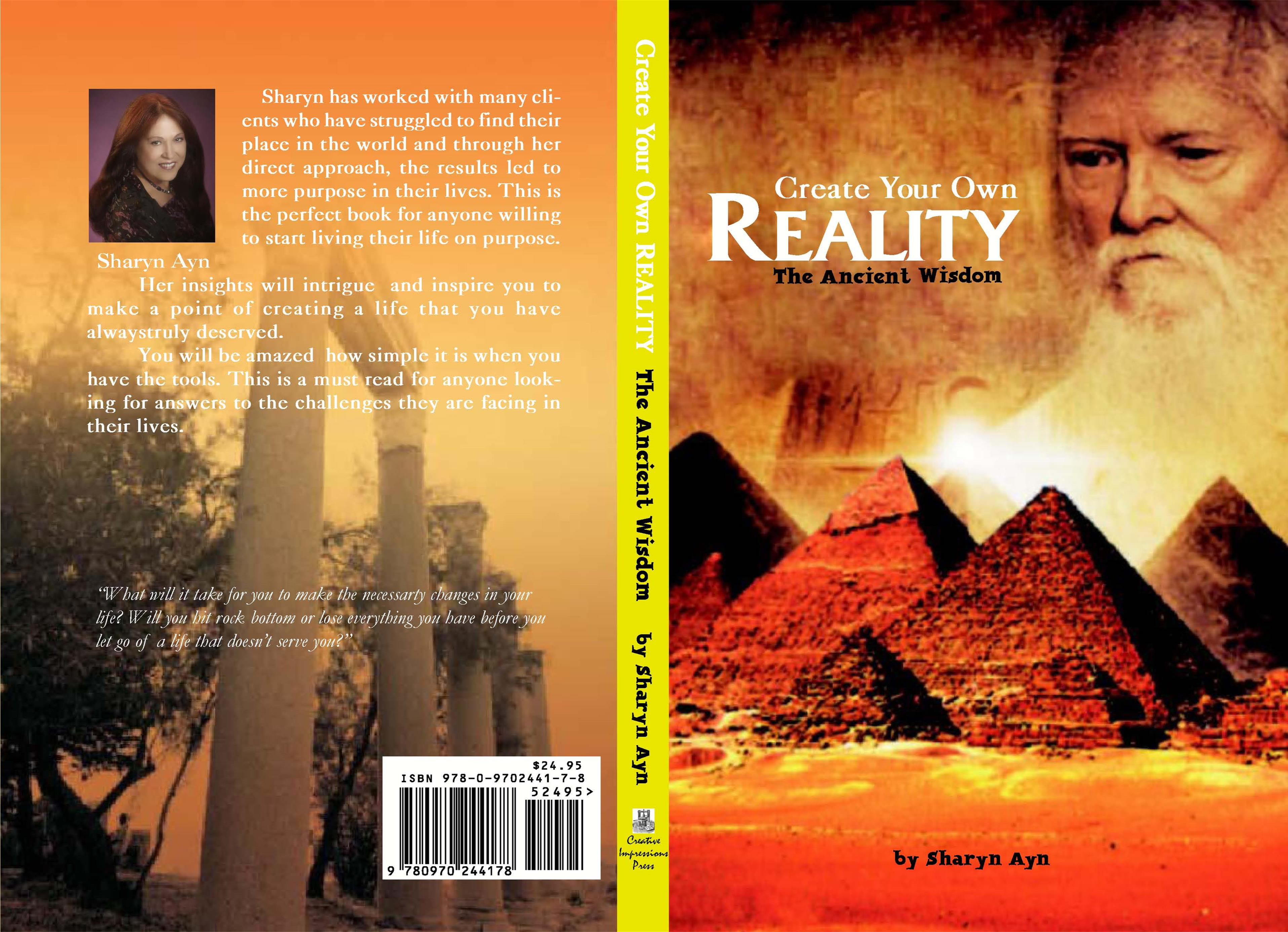 Create Your Own Reality cover image