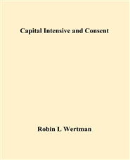 Capital Intensive and Consent cover image