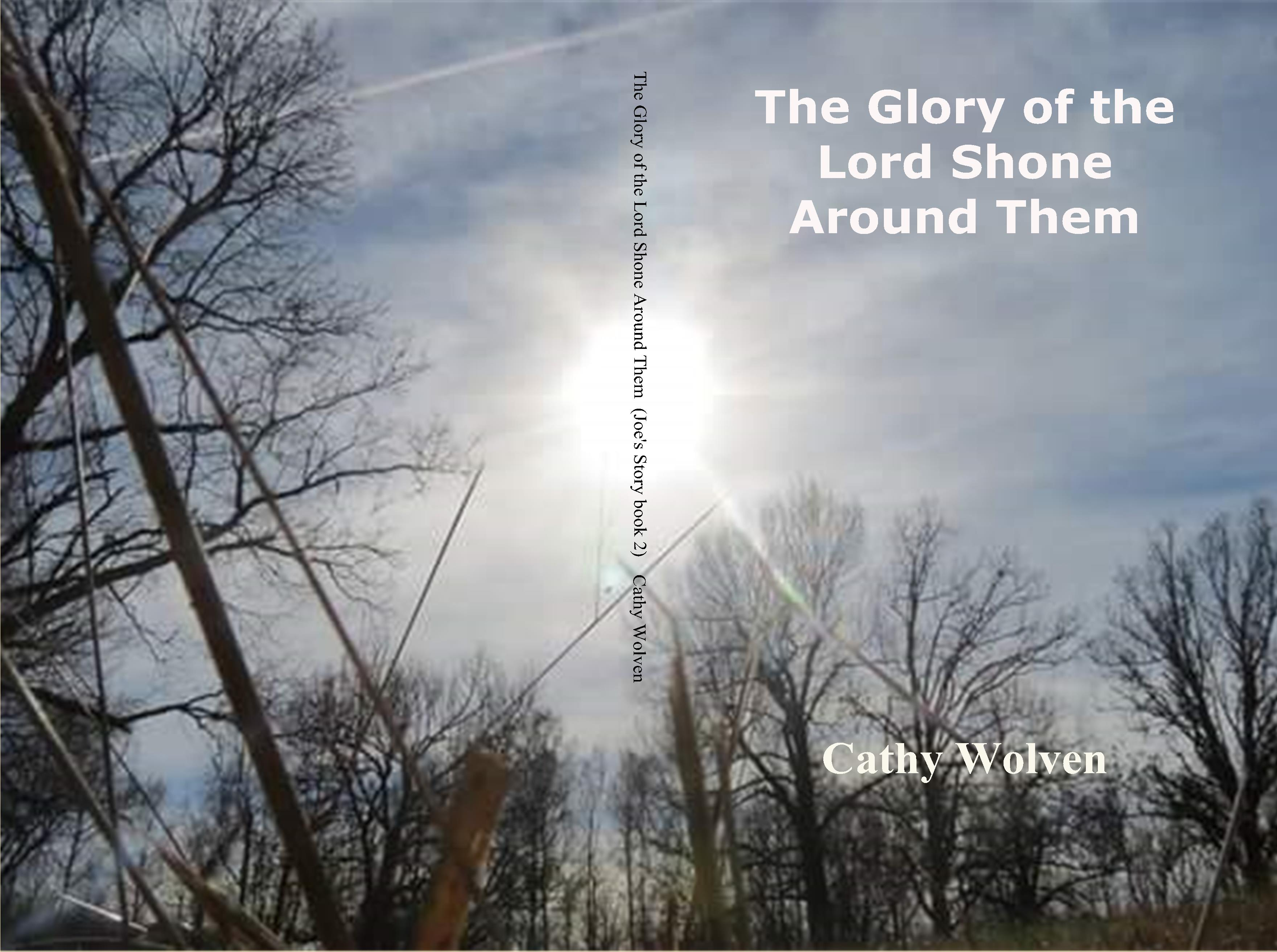 The Glory of the Lord Shone Around Them cover image