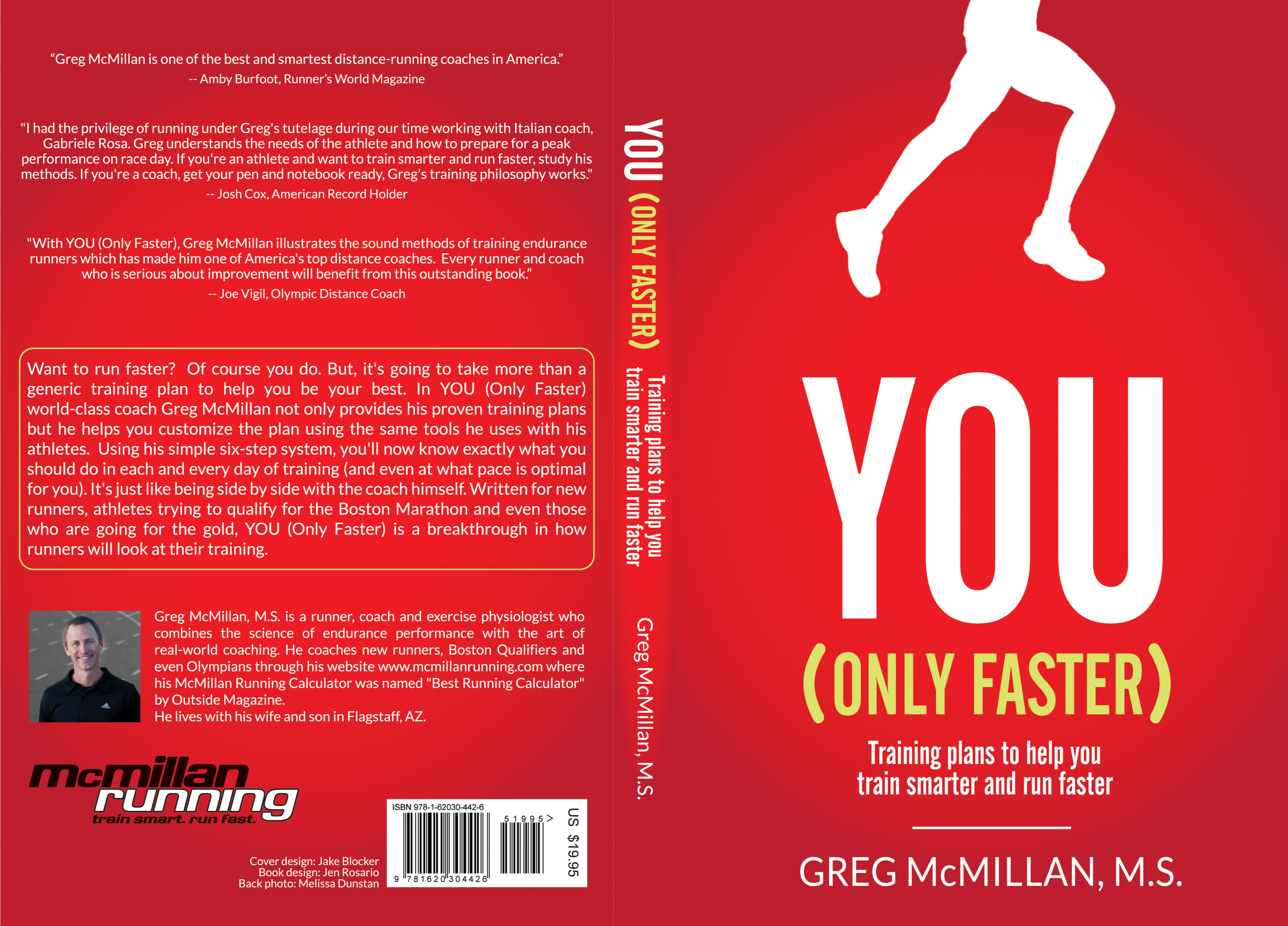 You (Only Faster) cover image