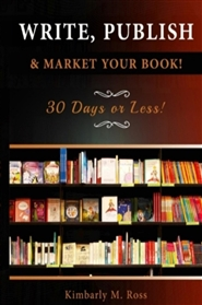 Write, Publish & Market Your Book cover image