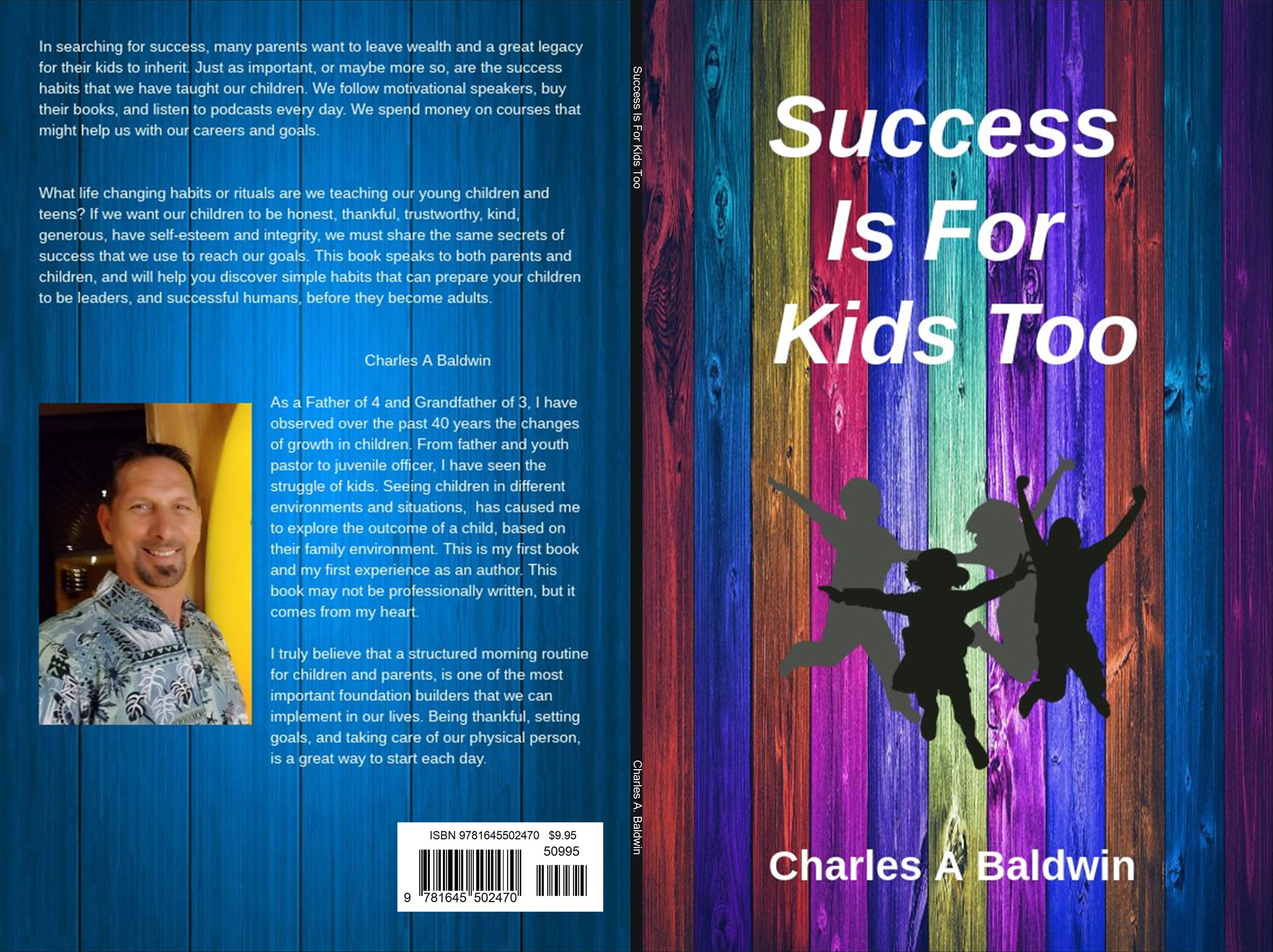 Success Is For Kids Too cover image