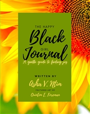The Happy Black Girl Journal cover image