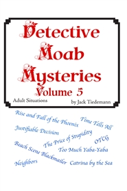 Detective Moab Mysteries Vol 5 cover image