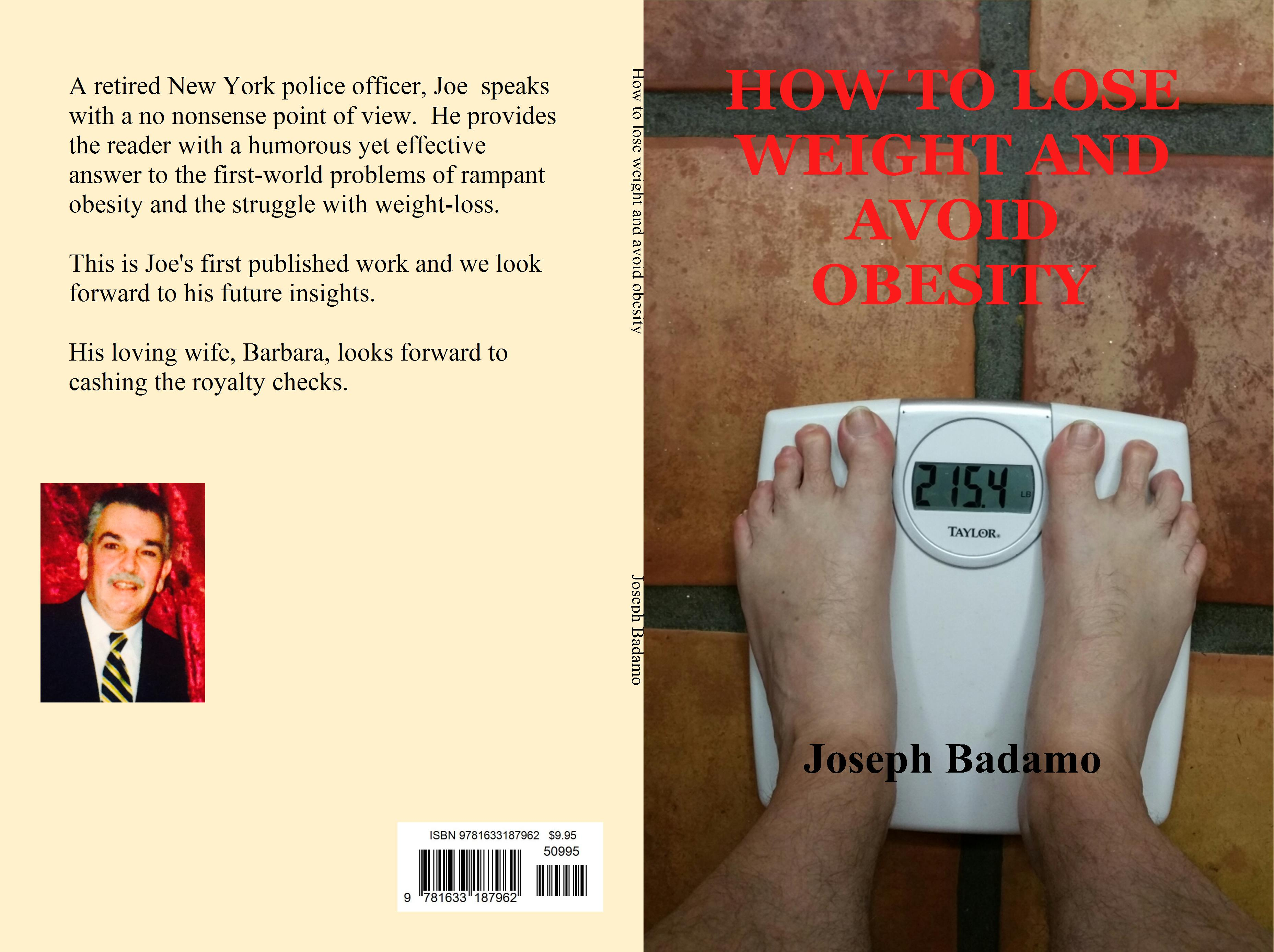 HOW TO LOSE WEIGHT AND AVOID OBESITY cover image