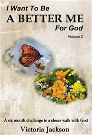 I Want to be a Better Me For God — Volume 2 cover image