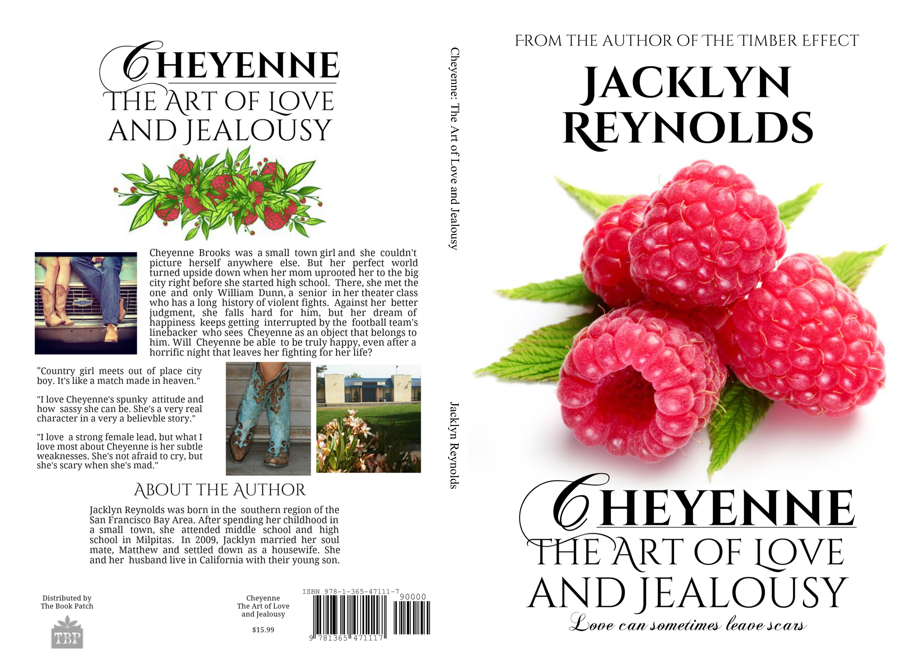 Cheyenne: The Art of Love and Jealousy cover image