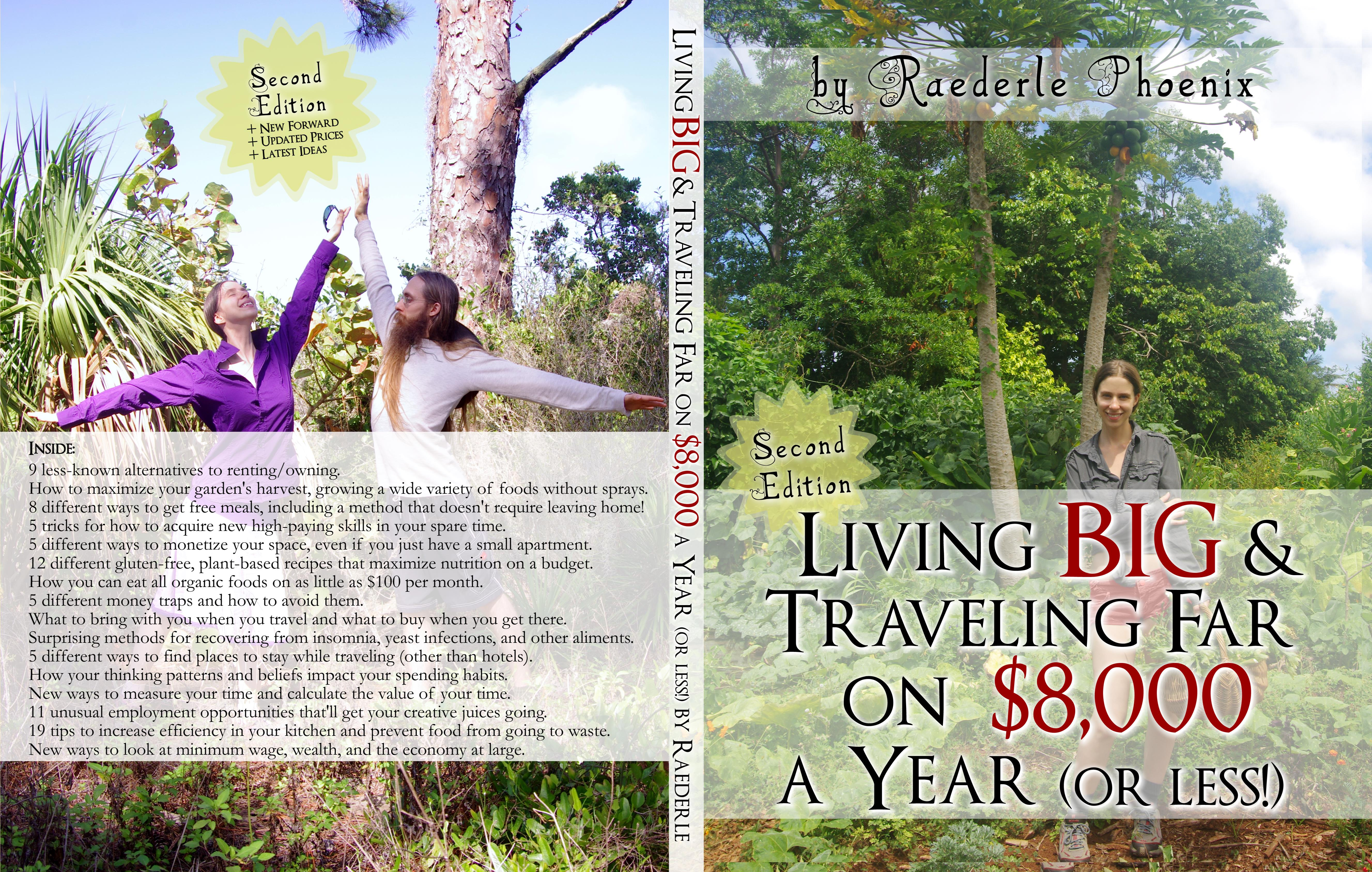 Living Big & Traveling Far on $8,000 a Year (or Less!) cover image
