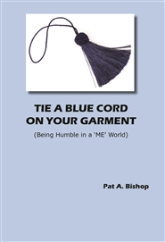 TIE A BLUE CORD ON YOUR GARMENT cover image