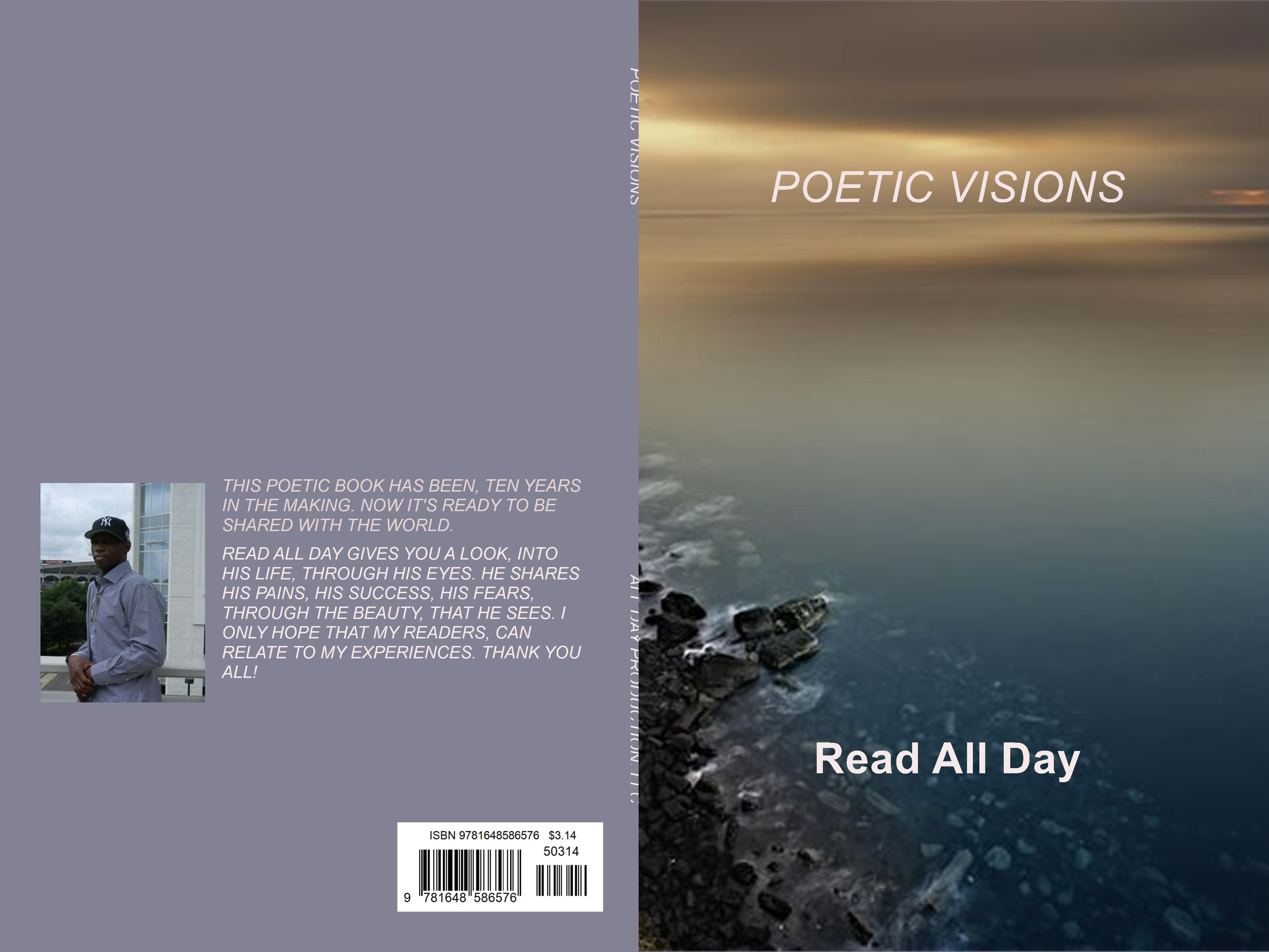 POETIC VISIONS cover image