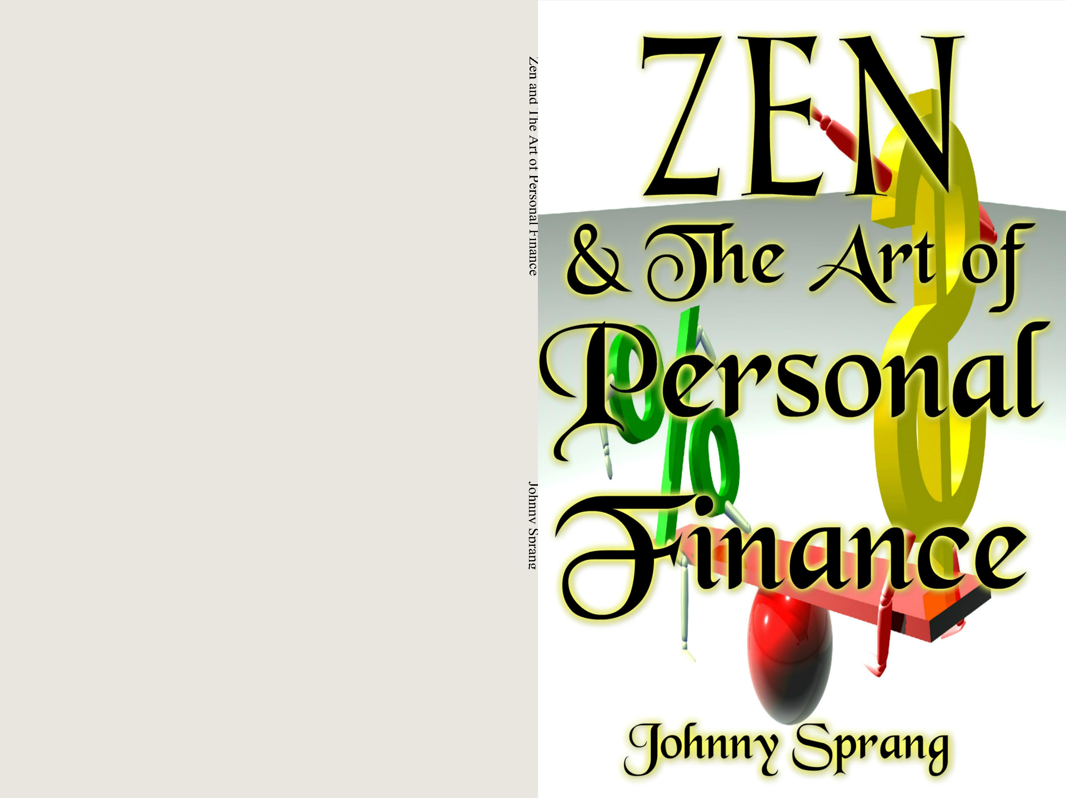 Zen and The Art of Personal Finance cover image