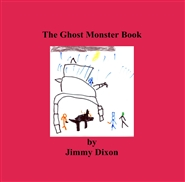 The Ghost Monster Book cover image