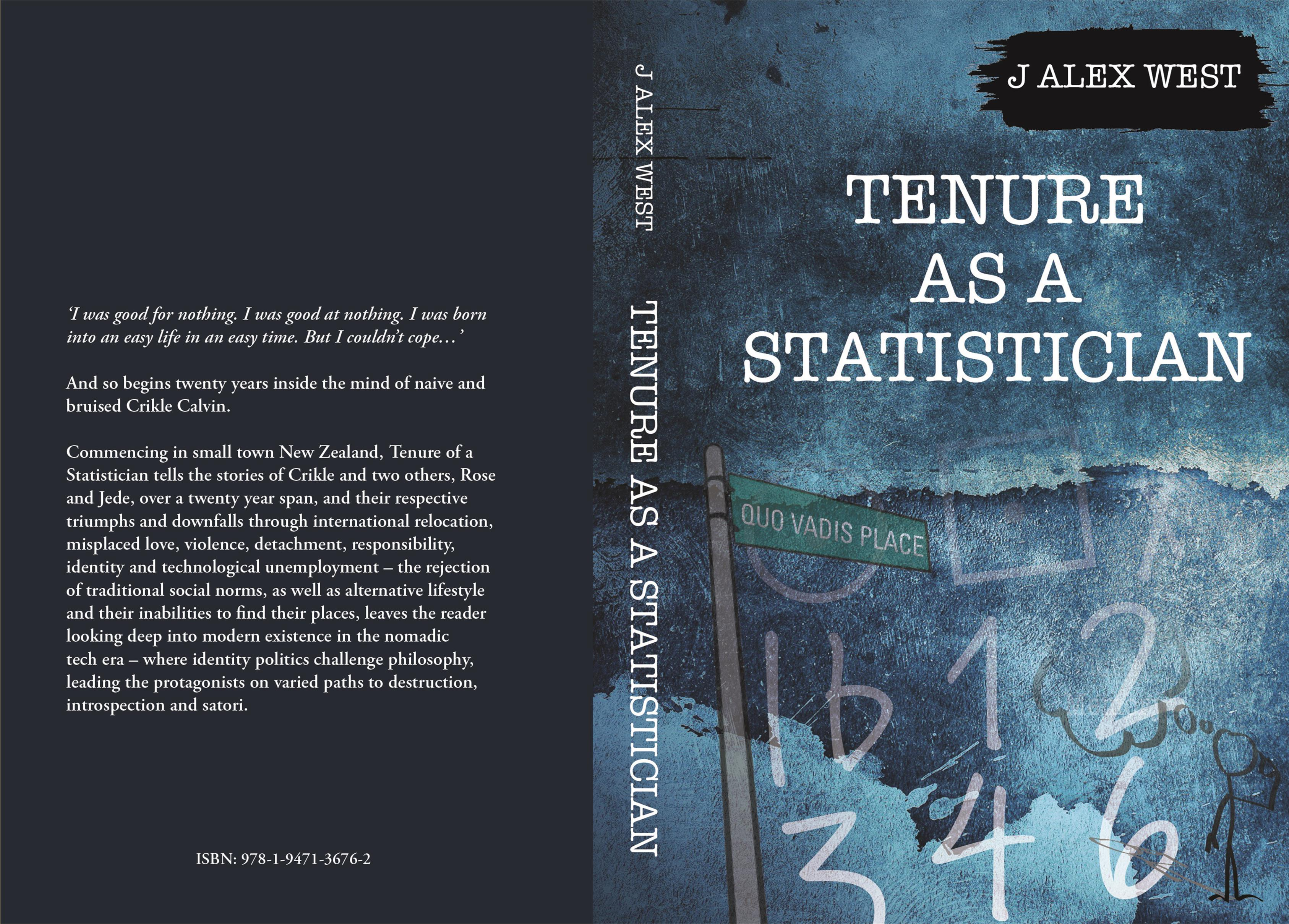 TENURE AS A STATISTICIAN cover image