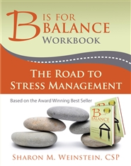 B is for Balance Workbook...The road to stress management cover image