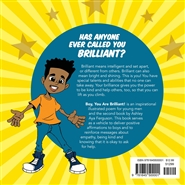 Boy, You Are Brilliant! cover image