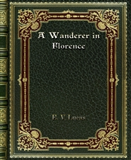 A Wanderer in Florence cover image