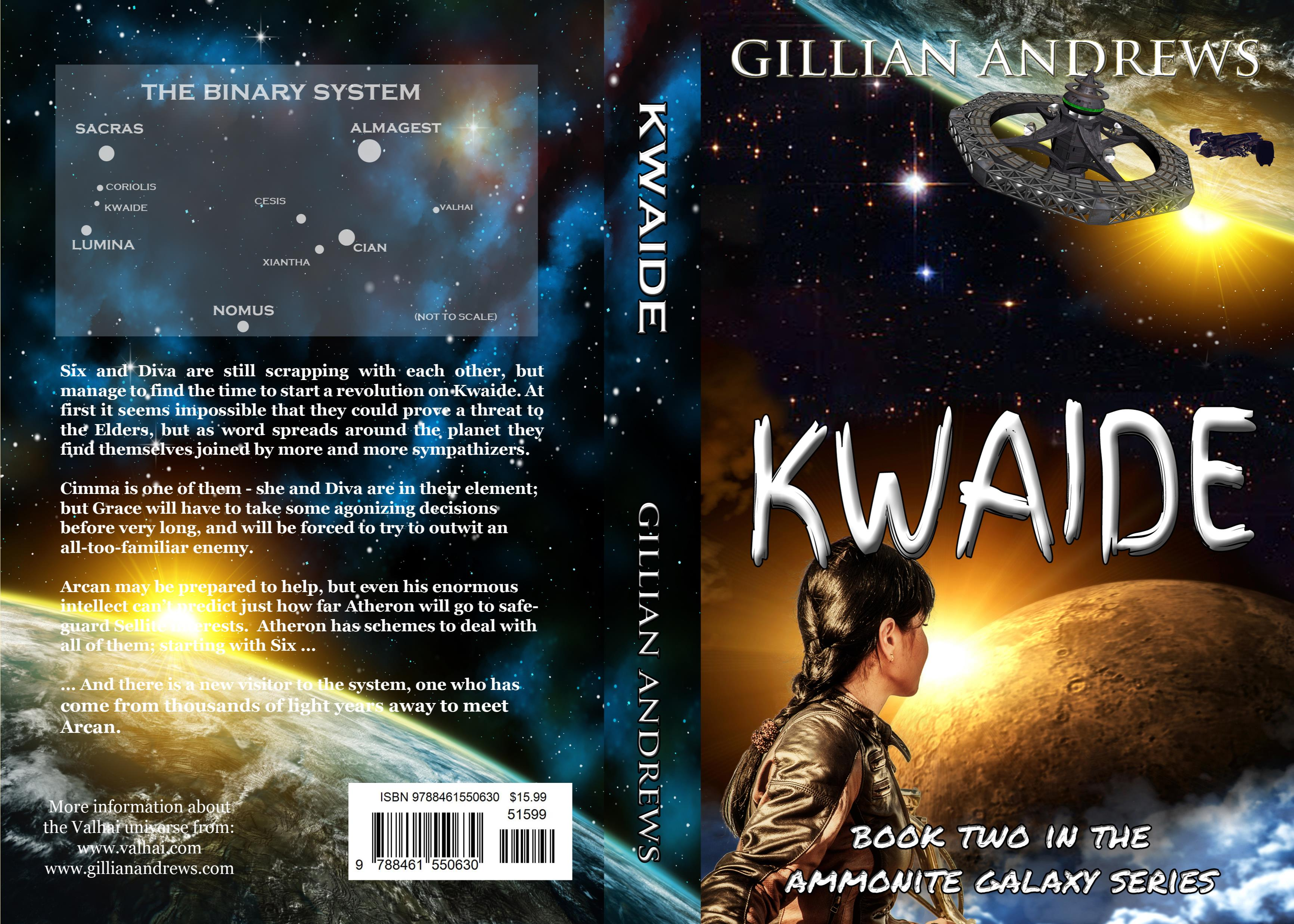 Kwaide (Ammonite Galaxy 2) cover image