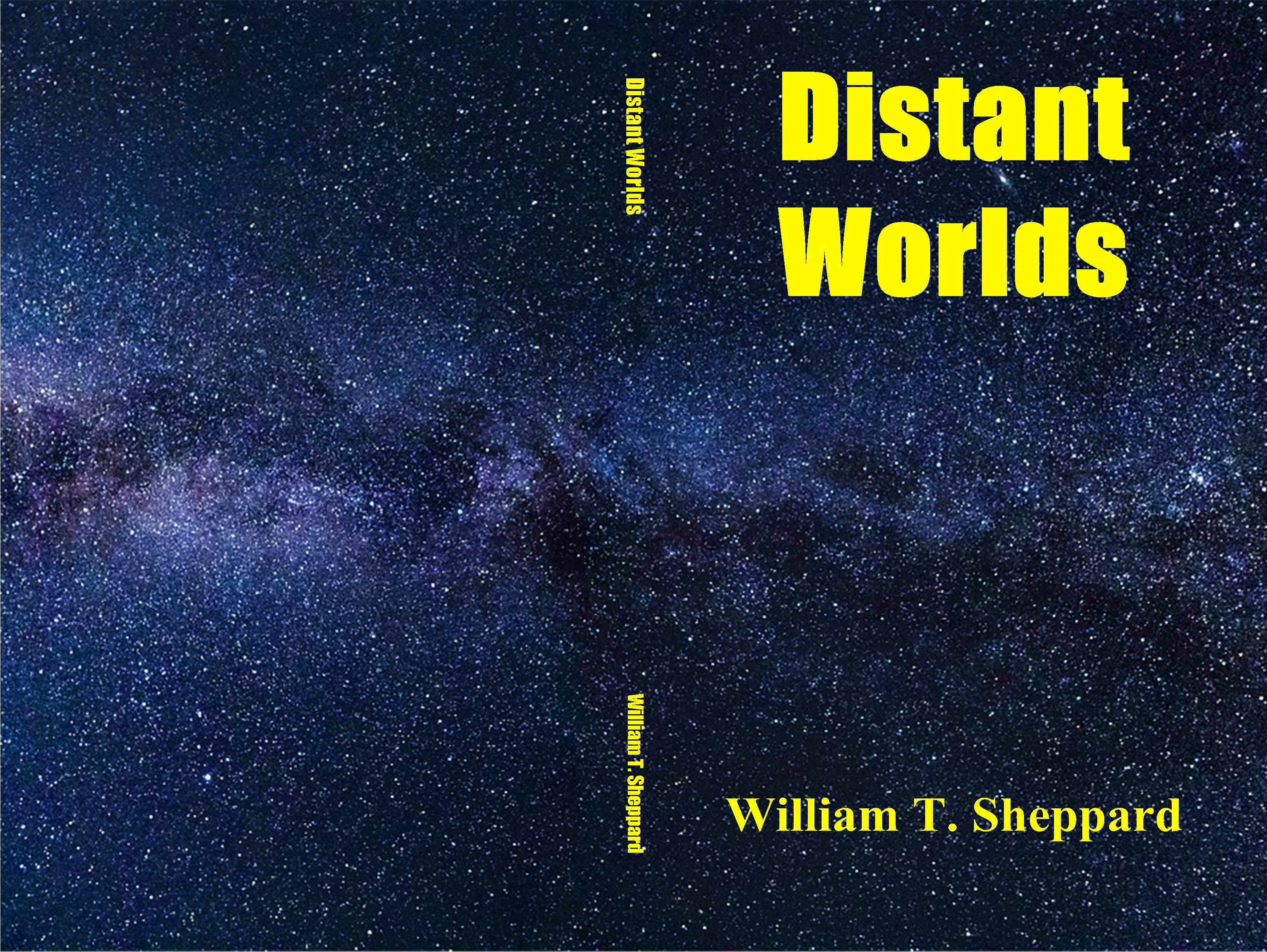 Distant Worlds cover image