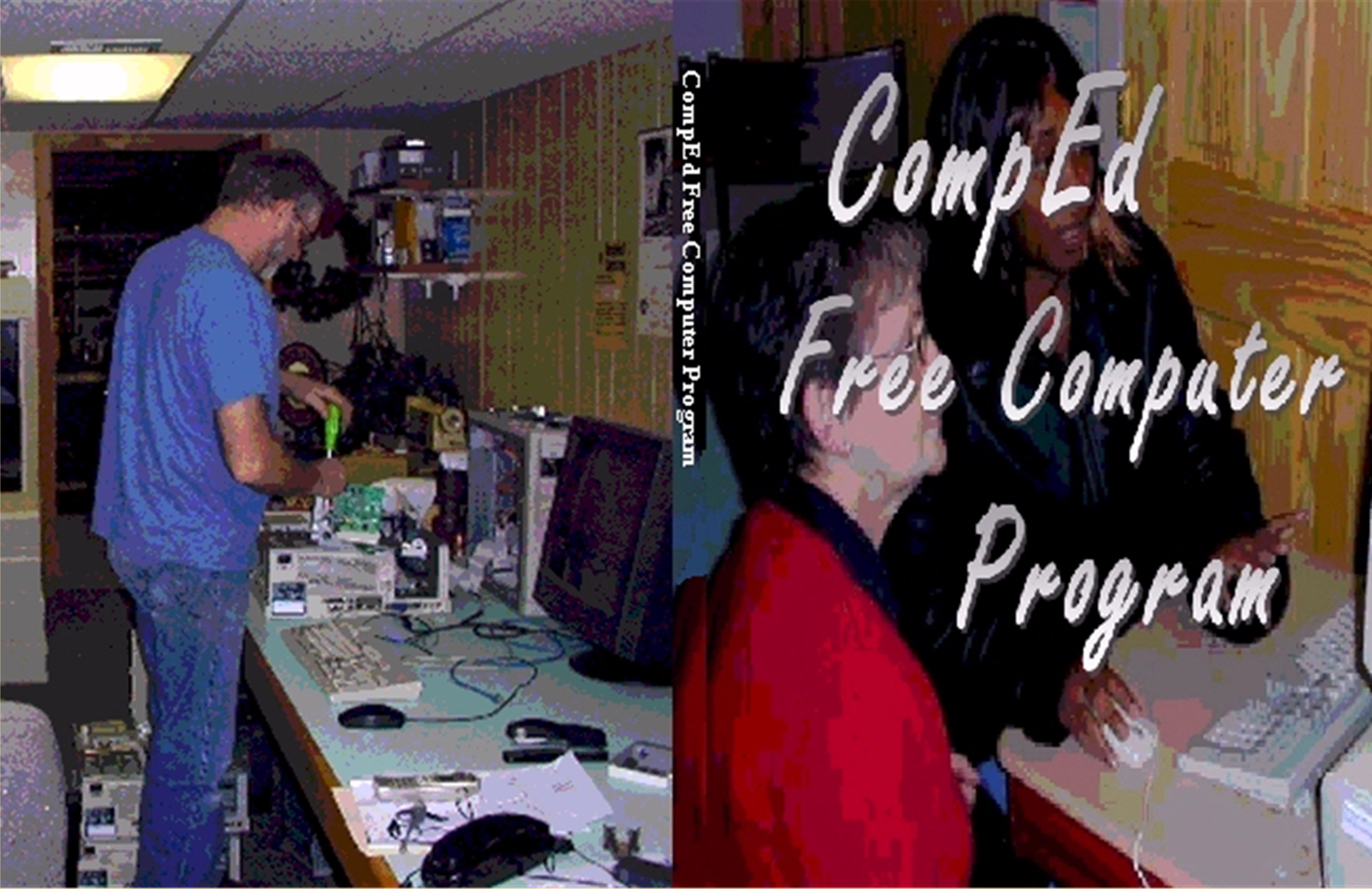COMPED FREE COMPUTER PROGRAM cover image