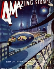Amazing Stories 1932 July cover image