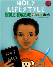 Holy Lifestyle Coloring Book - Hygiene cover image