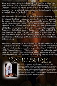 The Yahushaic Covenant Volume 1 - The Mediator cover image