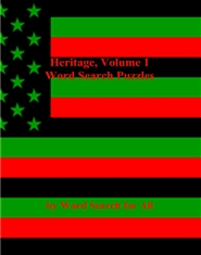 Heritage, Volume 1 Word Search Puzzles cover image