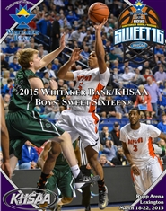 2015 Whitaker Bank/KHSAA B ... cover image