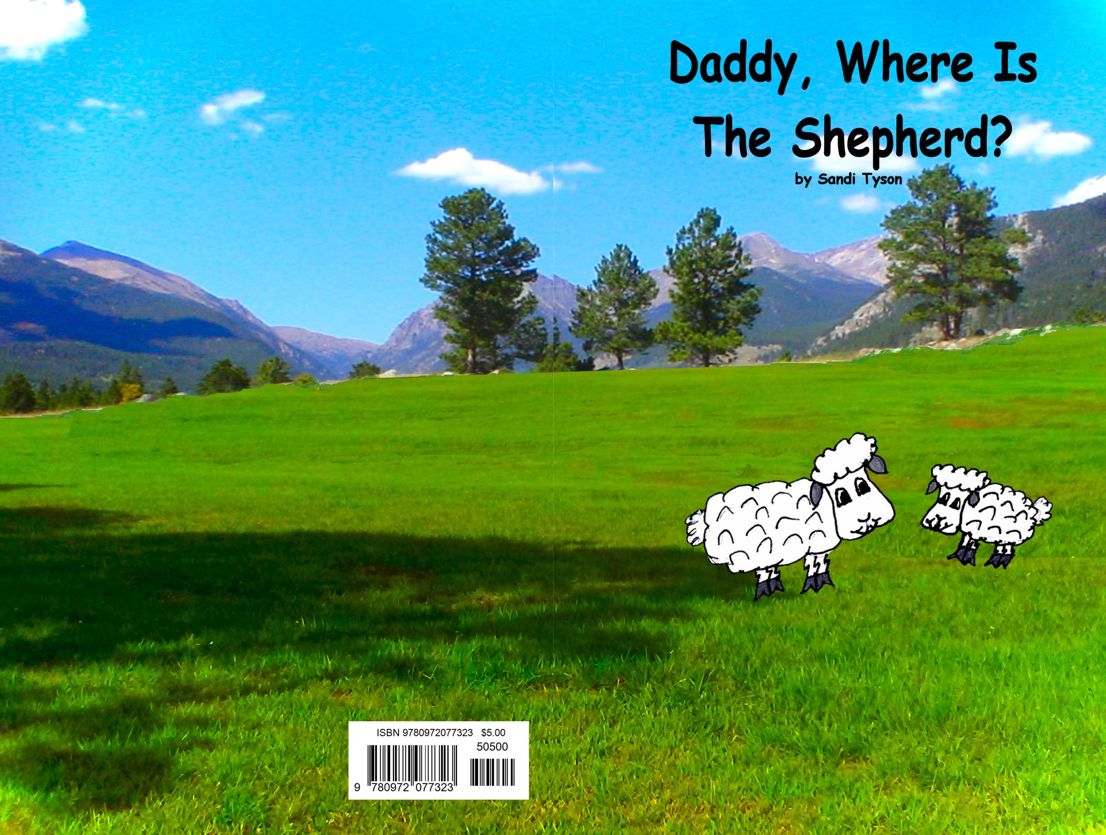 Daddy, Where Is The Shepherd? cover image