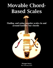 Movable Chord-Based Scales cover image
