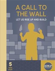 Nehemiah A Call To The Wall cover image