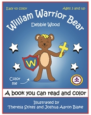 William Warrior Bear cover image