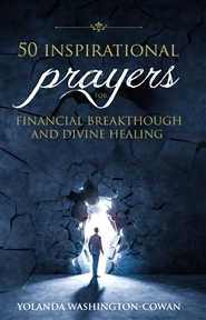 50 Inspirational Prayers for Financial Breakthrough and Divine Healing cover image