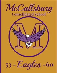 McCallsburg Consolidated School- Graduating Classes 1953-1960 cover image