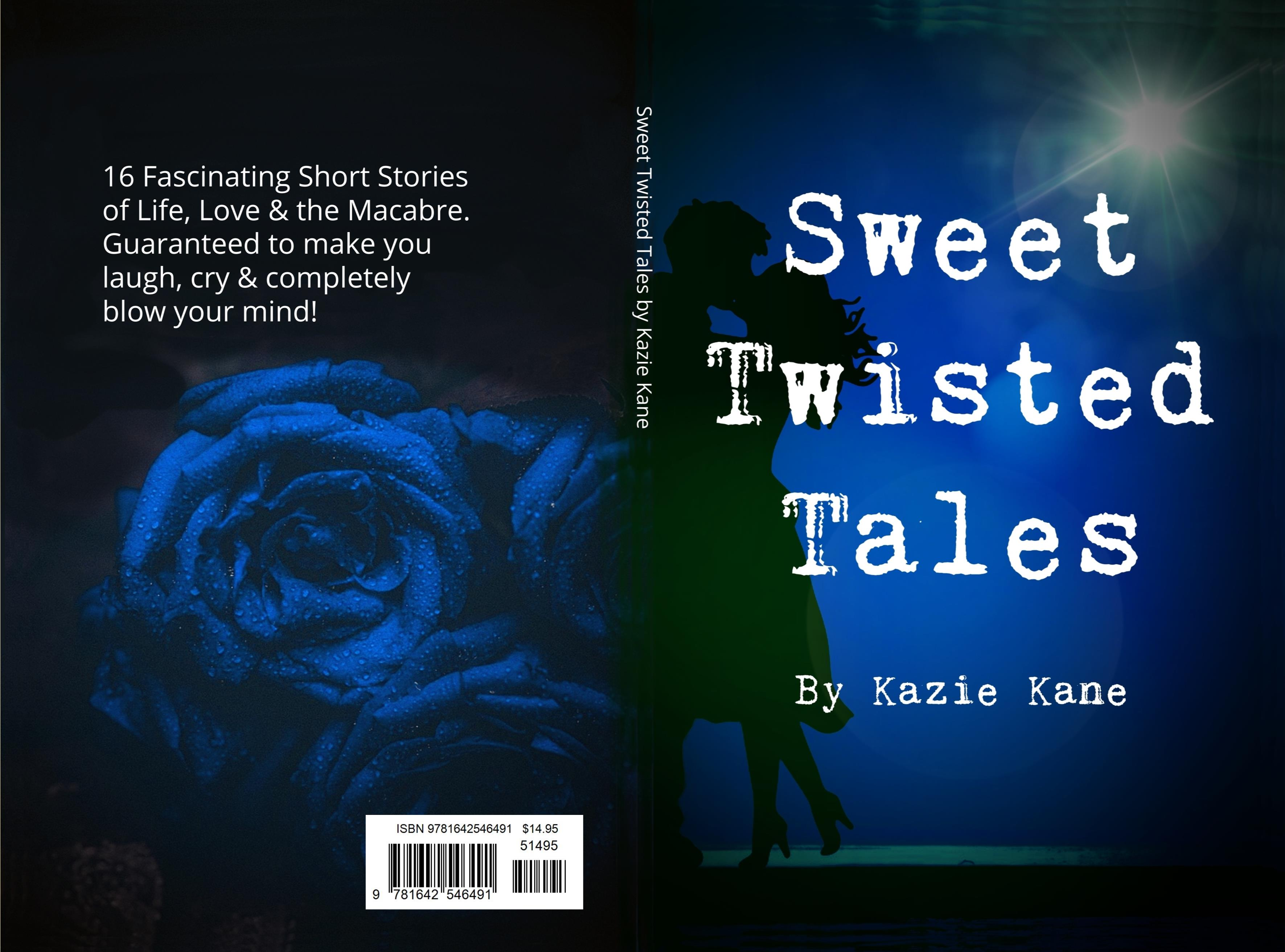 Sweet Twisted Tales cover image