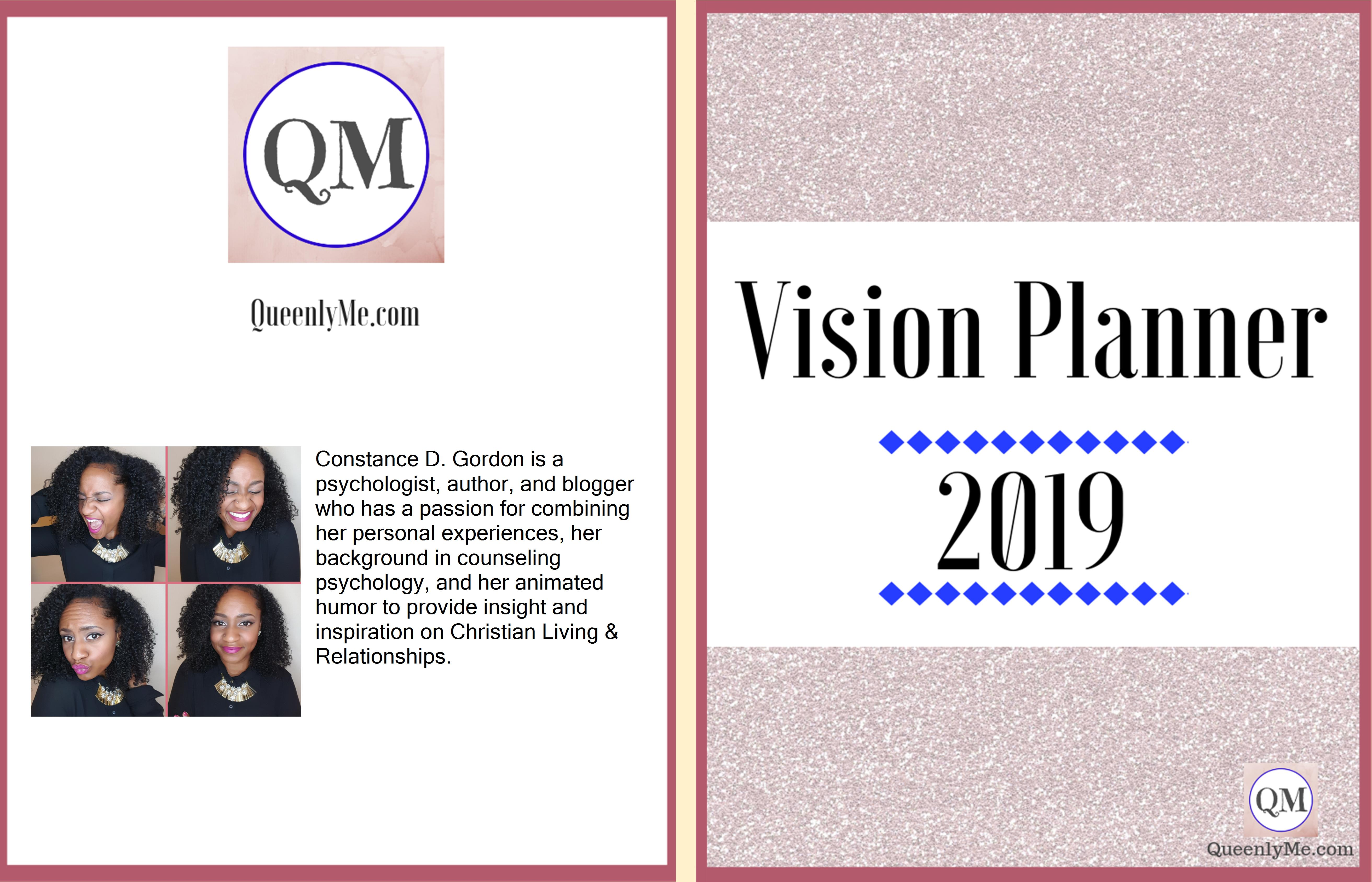 Vision Planner 2019 cover image