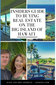 Insiders Guide to Buying Real Estate on the Big Island of Hawaii cover image