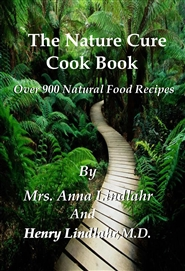 The Nature Cure Cookbook cover image