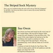The Striped Sock Mystery cover image