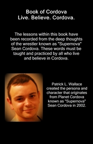 Book of Cordova: Live. Believe. Cordova. cover image