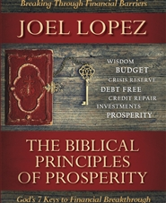 Biblical Principles of Prosperity cover image