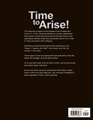 """Time to Arise"" cover image"