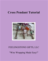 Cross Pendant Tutorial cover image