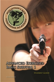 Advanced Handgun Exercises: Basic Survival 1 cover image