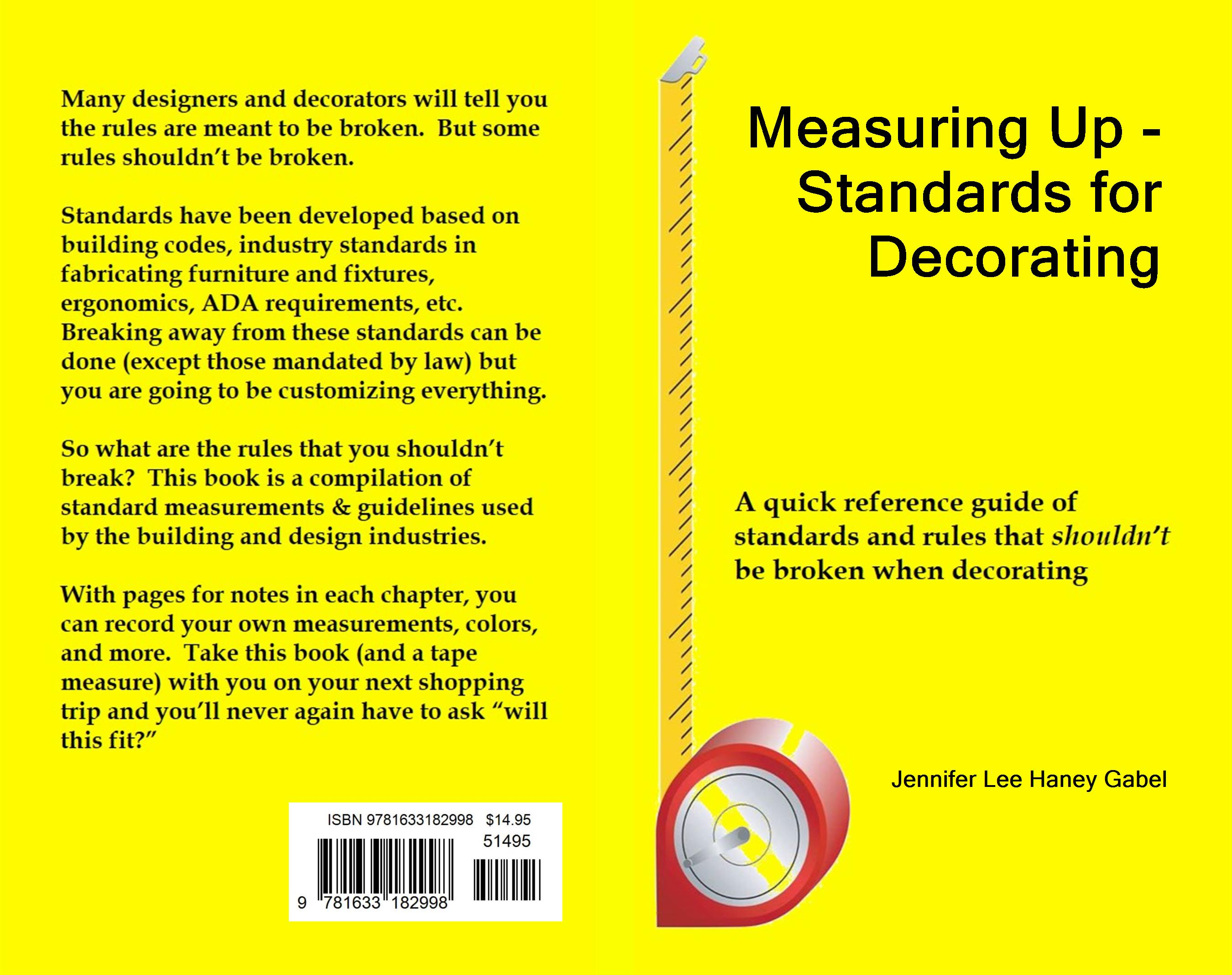 Measuring Up - Standards for Decorating cover image