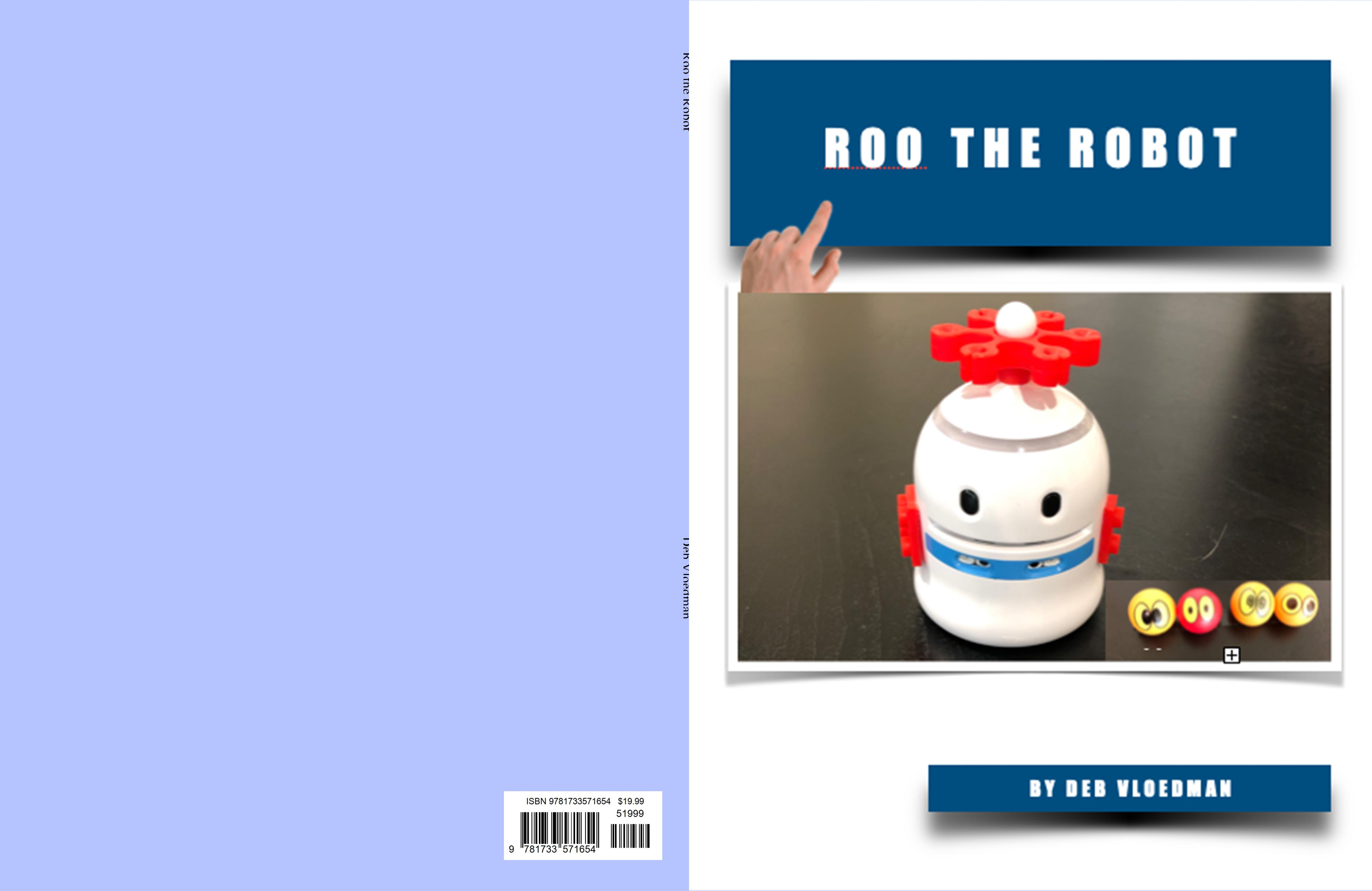 Roo the Robot cover image