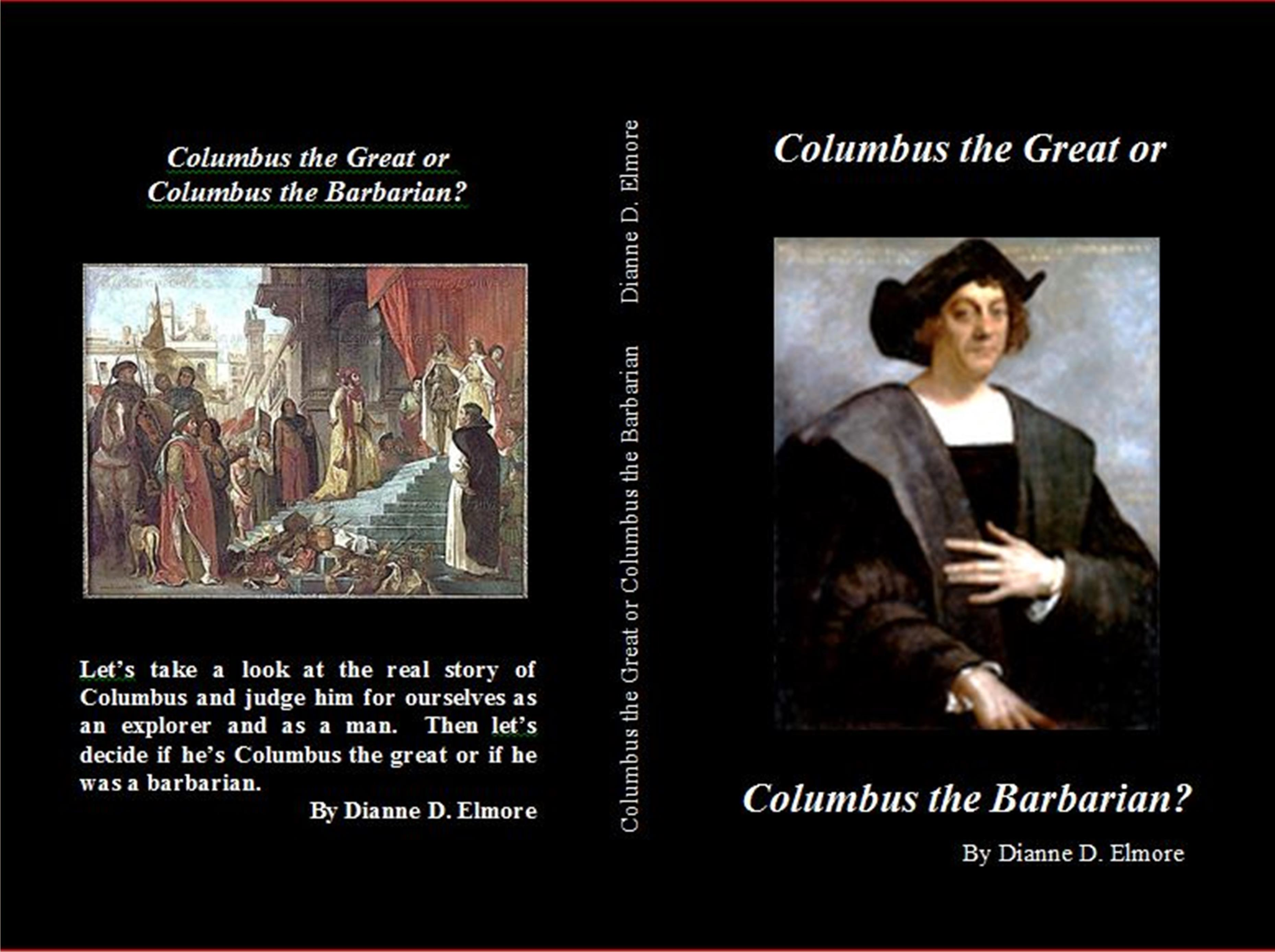 columbus the jerk Christopher columbus (31 october 1451 - 20 may 1506) was an explorer, colonizer, and navigator, born in the republic of genoa, in northwestern italy.