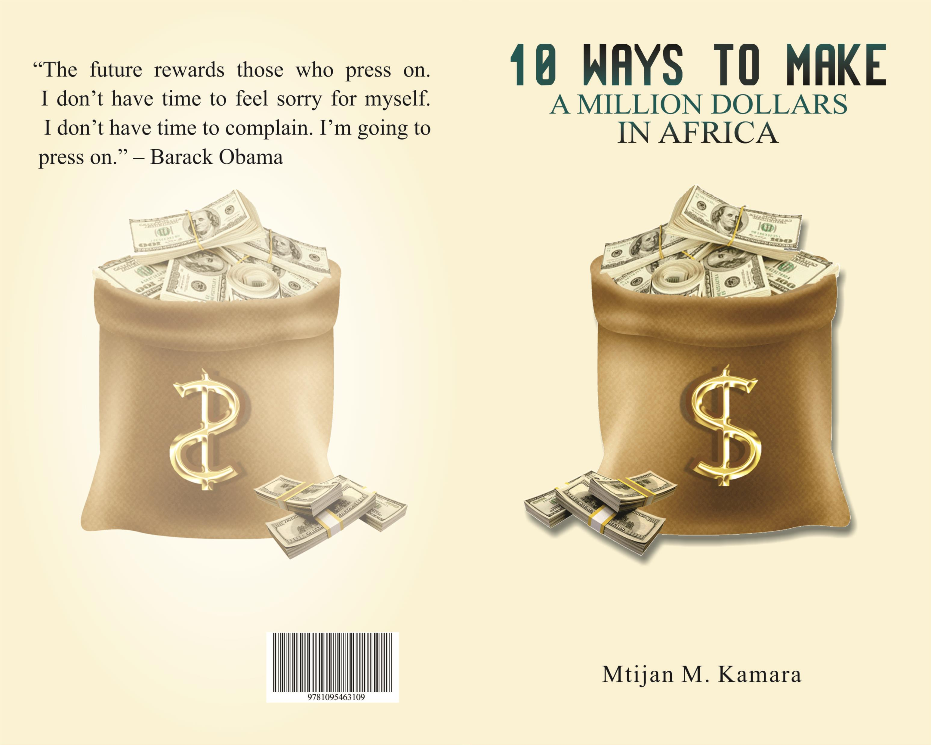 10 WAYS TO MAKE A MILLION DOLLARS IN AFRICA cover image