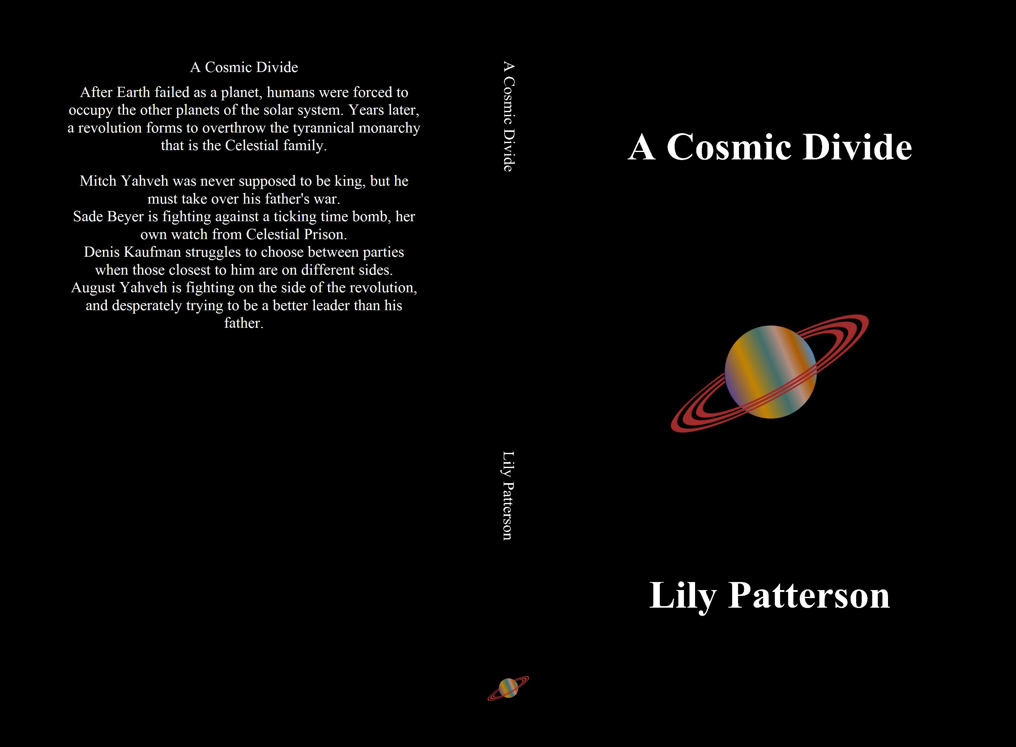 A Cosmic Divide cover image