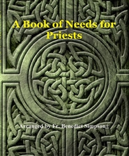 A Book of Needs for Priests cover image
